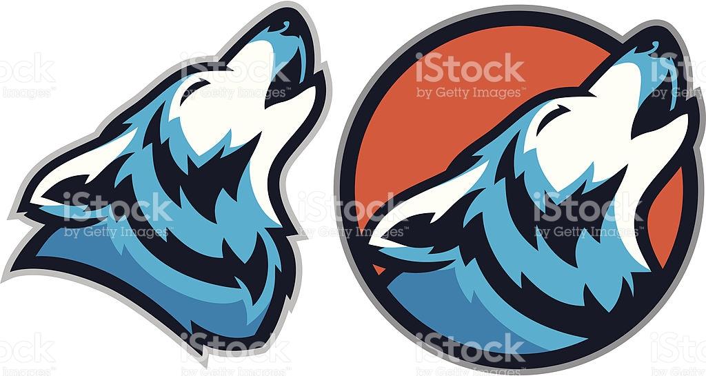 1024x545 Coyote Clipart Mascot