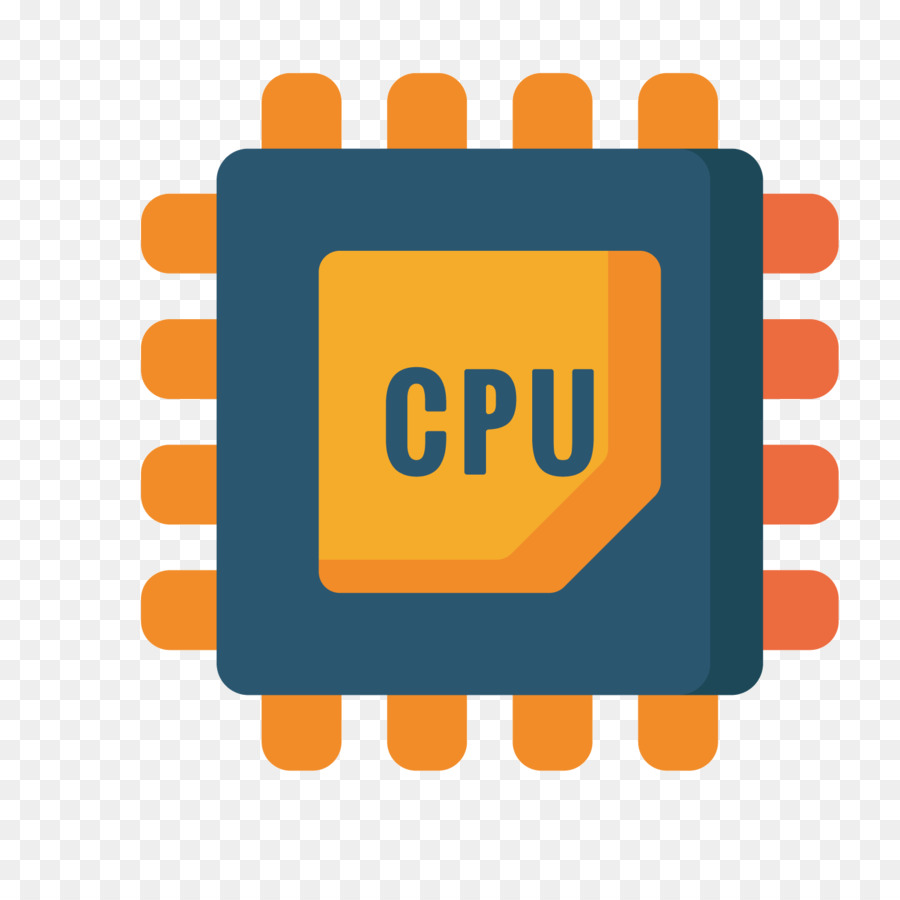 900x900 Central Processing Unit Scalable Vector Graphics Icon
