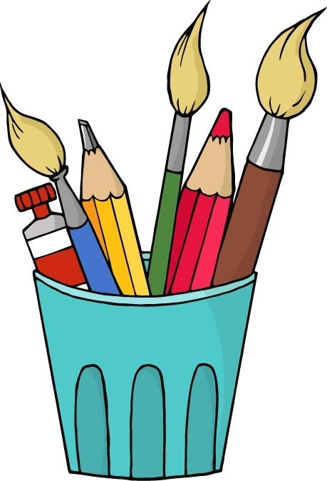 459x674 Free Art And Craft Clipart 2