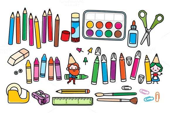 580x387 Arts And Crafts Clip Art