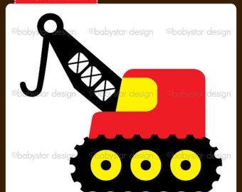 340x270 Crane Clipart Instant Download Clipart Panda