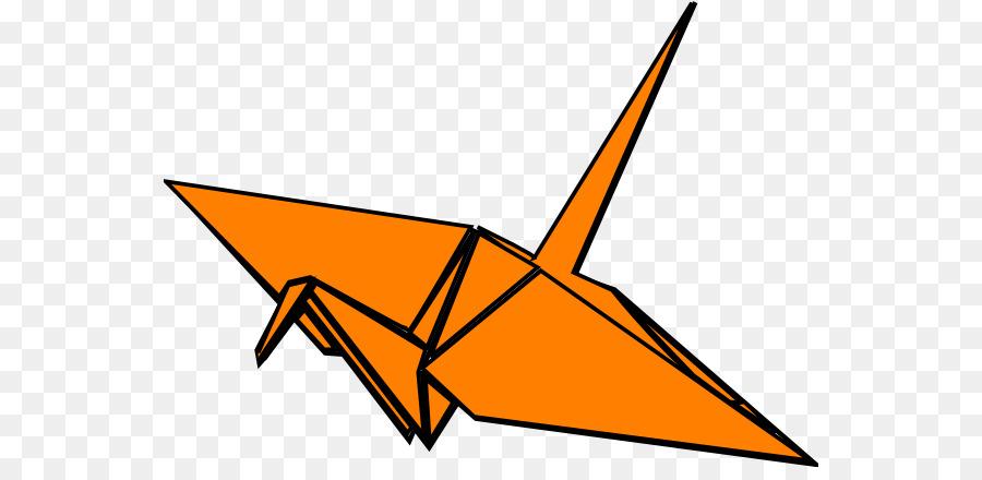 900x440 Crane Paper Origami Orizuru Clip Art