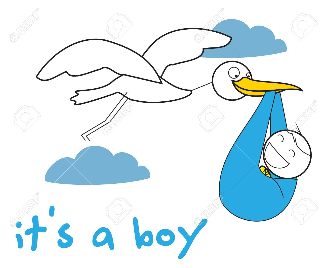 1300x1068 Crane Clipart Baby