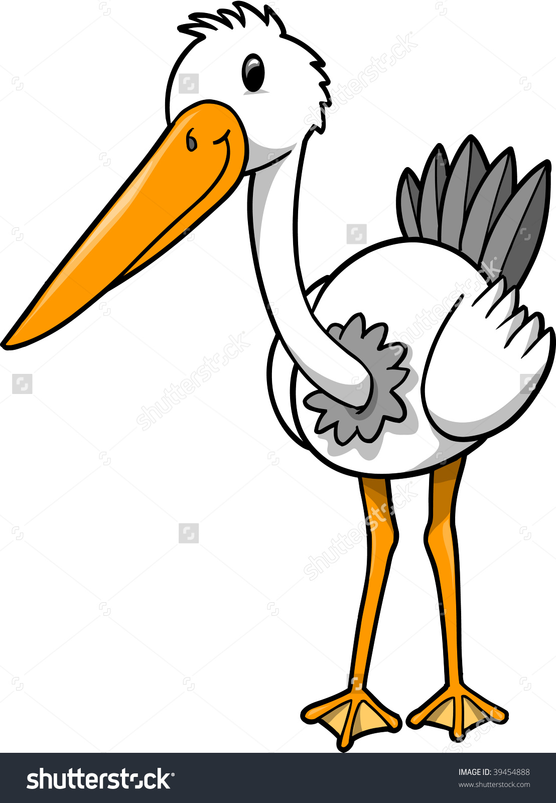 1108x1600 Crane Bird Clipart Crane Bird Clipart 2