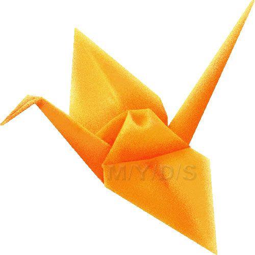 500x500 Origami Crane Artwork Origami Crane Clipart Free Clip Art