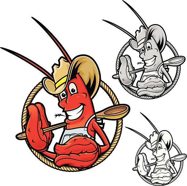 612x609 Crawfish Clipart Cajun Food