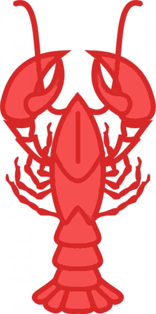 510x1024 Clip Art Lobster Clipart 2