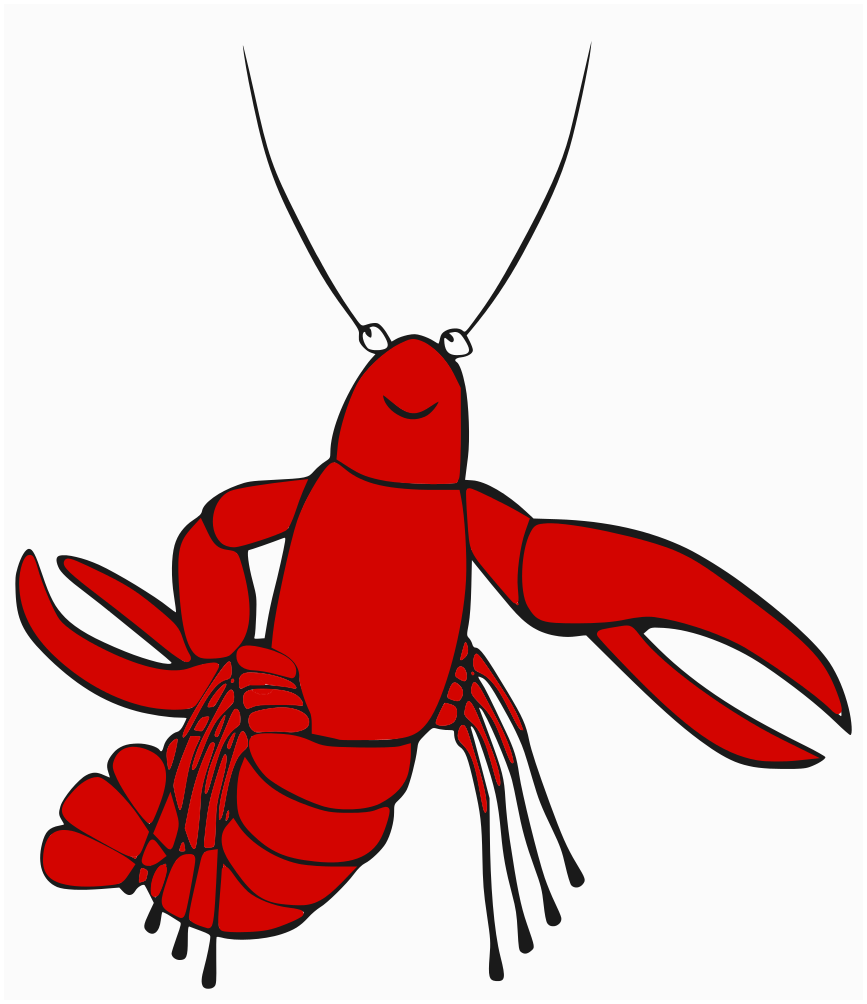 867x1004 Clip Art Lobster Dish Clipart Free Download 2