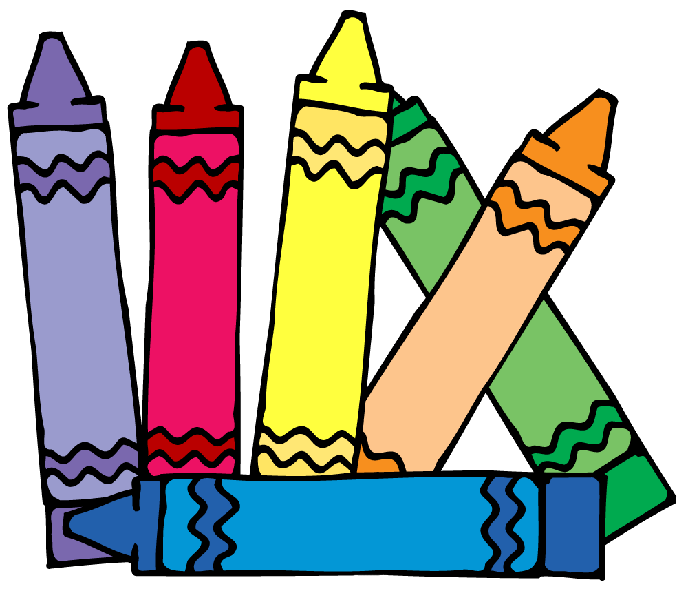1000x858 Crayola Crayons Clipart Clipart Panda Free Clipart Images