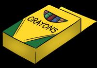 200x140 Crayon Box Clipart Luxury Crayola Crayons Clipart Crayon Box Clip