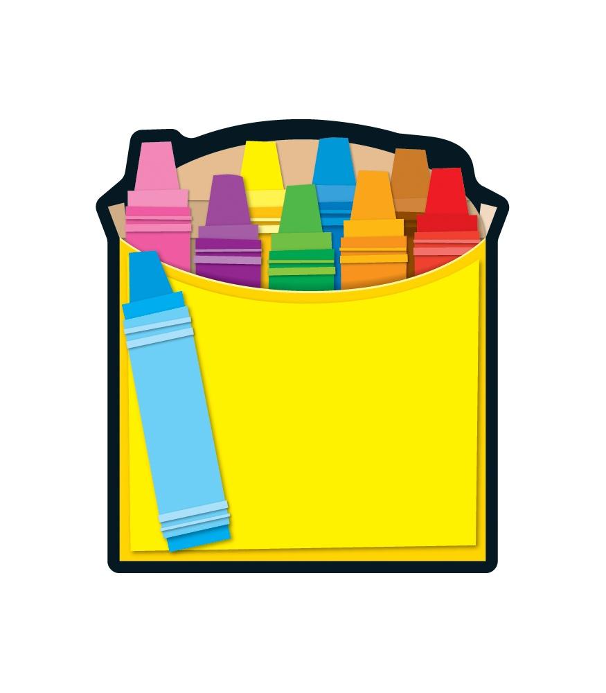 875x1000 Clip Art Crayon Box Clip Art