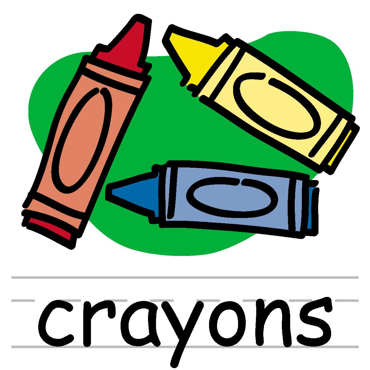 1200x1200 Crayola Crayon Box Clipart Clip Art 7 Color