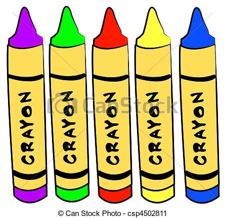 450x435 Crayola Crayons Clipart Clipart Panda