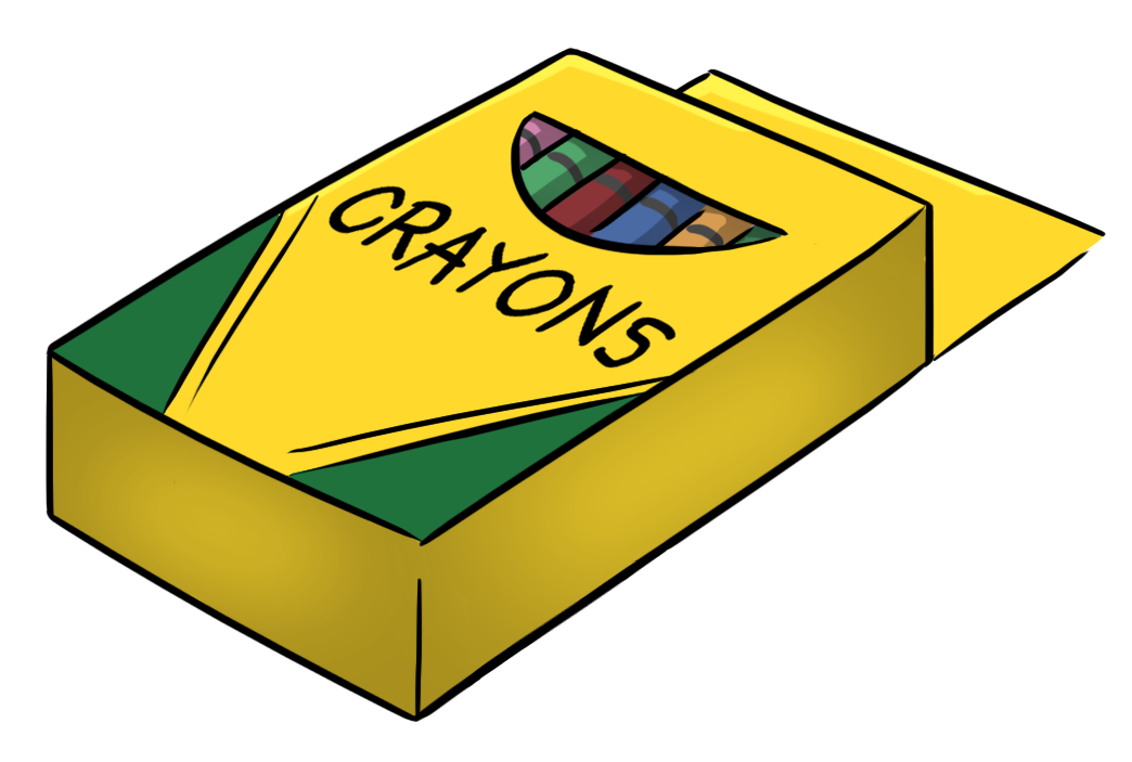 crayola crayon clipart at getdrawings com free for personal use rh getdrawings com yellow crayon clipart black and white yellow crayon clipart