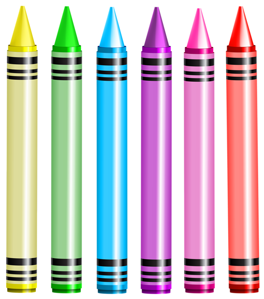 531x600 Crayons Png Transparent Clip Art Image Clipart Art