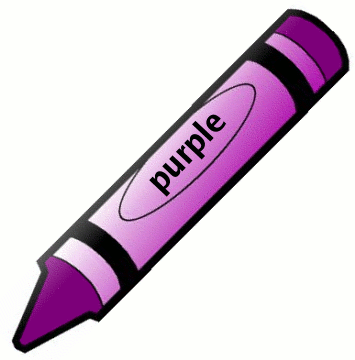 355x360 Free Crayon Clipart