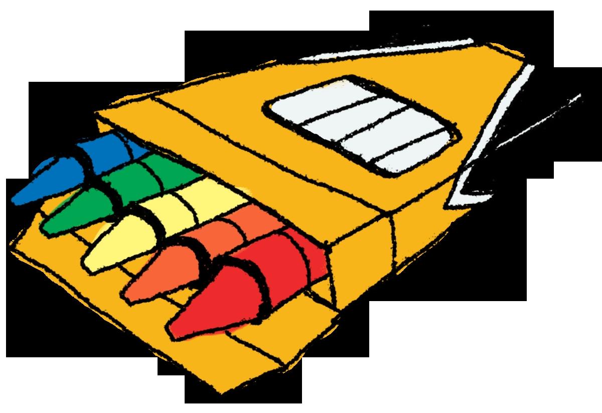1200x823 Fresh Crayon Clipart Collection