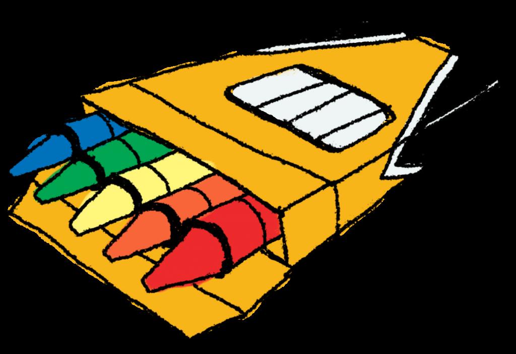 1024x702 Black Crayon Clip Art Vector