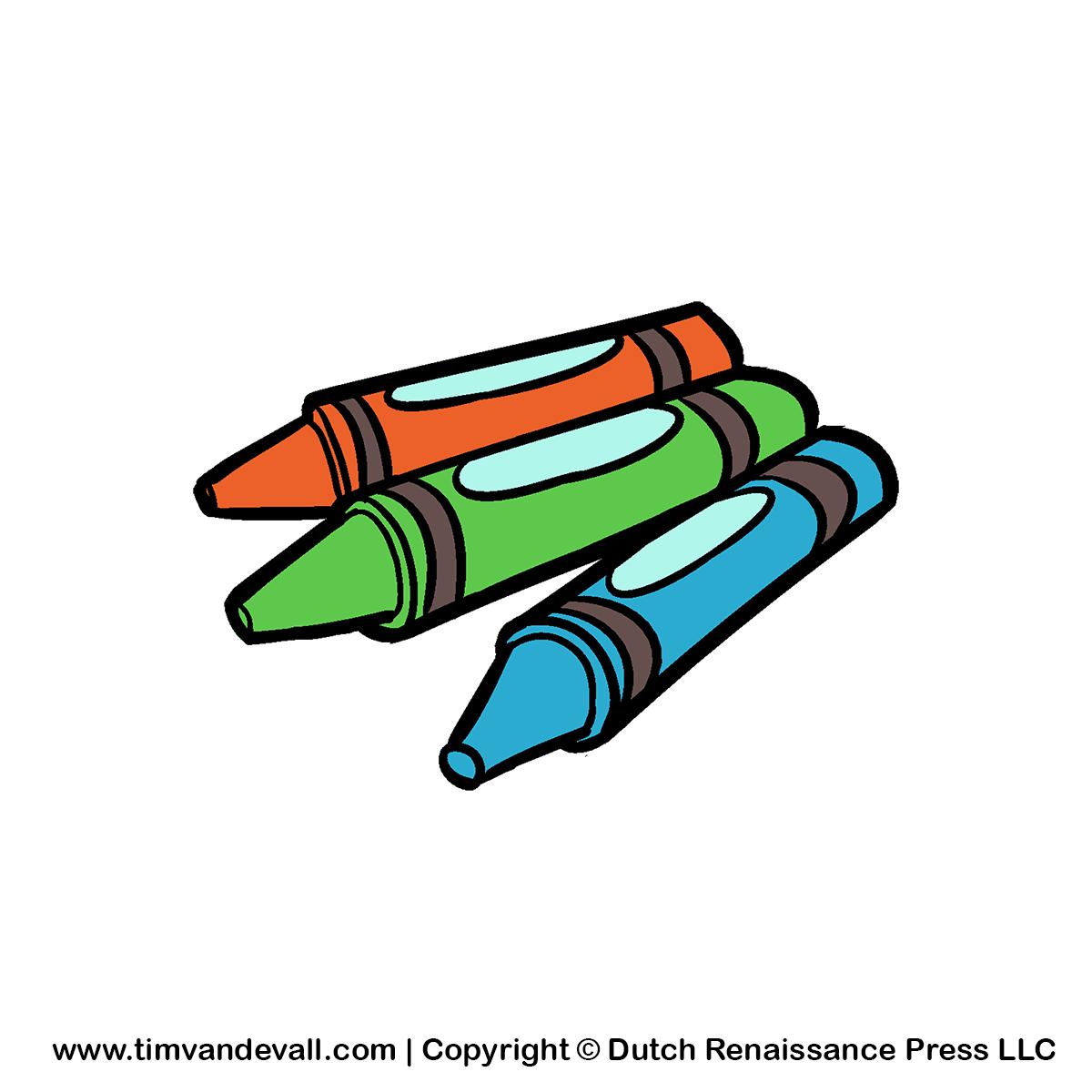 1200x1200 Crayola Crayon Clipart