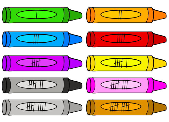 crayon clipart at getdrawings com free for personal use crayon rh getdrawings com crayon clip art black and white crayons clipart black and white