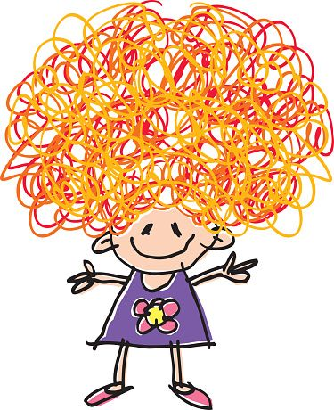375x460 Crazy Hair Clipart Spirit Day Crazy Hair Theme Richardson Dinosaur