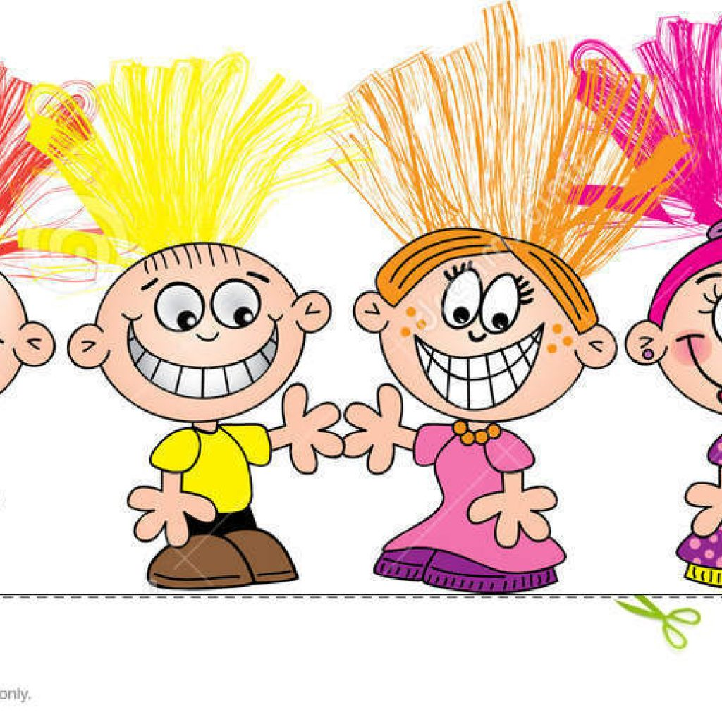 1024x1024 Crazy Hair Clipart Birthday Clipart