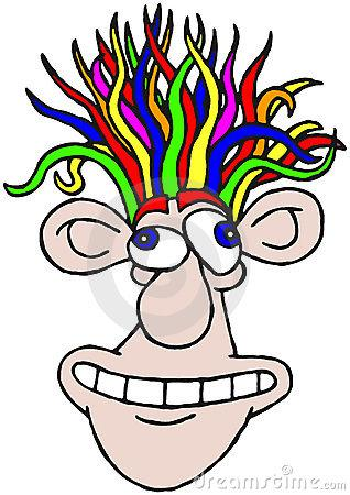 318x450 Crazy Hair Clipart Wacky Hair Day Clipart Science Clipart