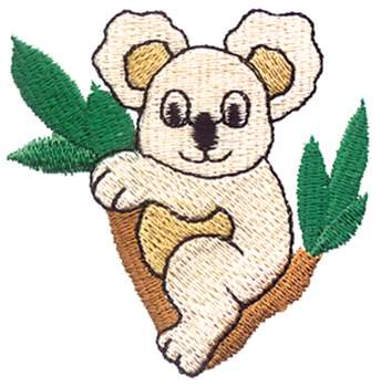344x350 Koala Clip Art Free Clipart Panda