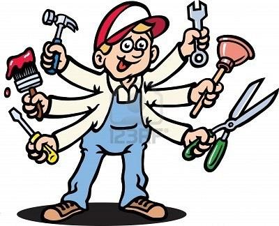400x324 14 Best Handyman Logos Images On Art Clipart, Handyman