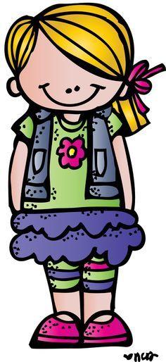 236x514 Sweet Kids Clip Art {Freebie} Kinderland Collaborative