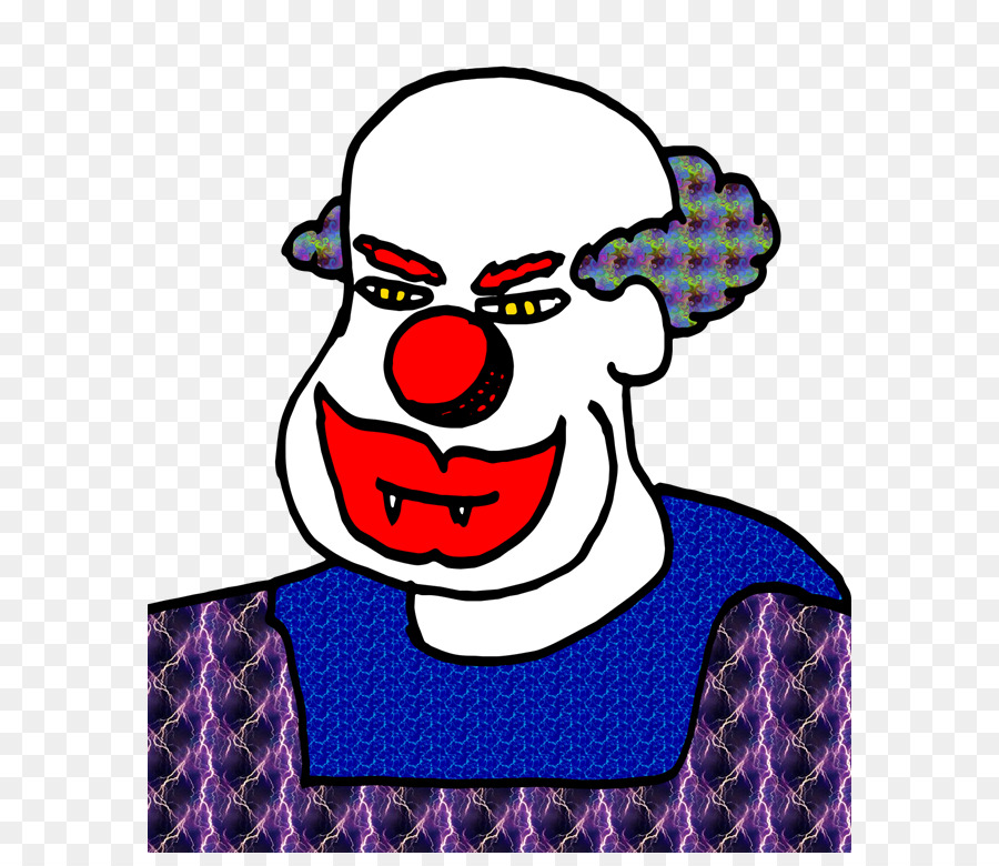 Creepy Clown Clipart At Getdrawings Com Free For Personal Use