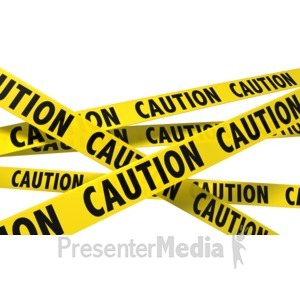 300x300 18 Images Of Caution Tape Powerpoint Template