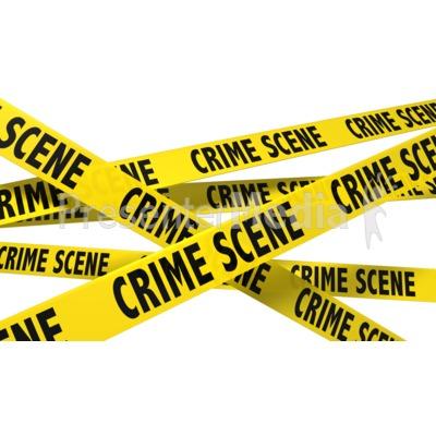 400x400 Crime Scene Clipart