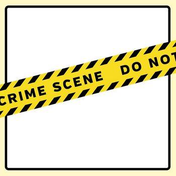 350x350 Crime Scene Tape