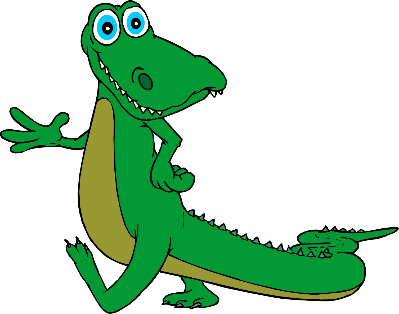 1507x1184 Clip Art Cartoon Crocodile Clip Art
