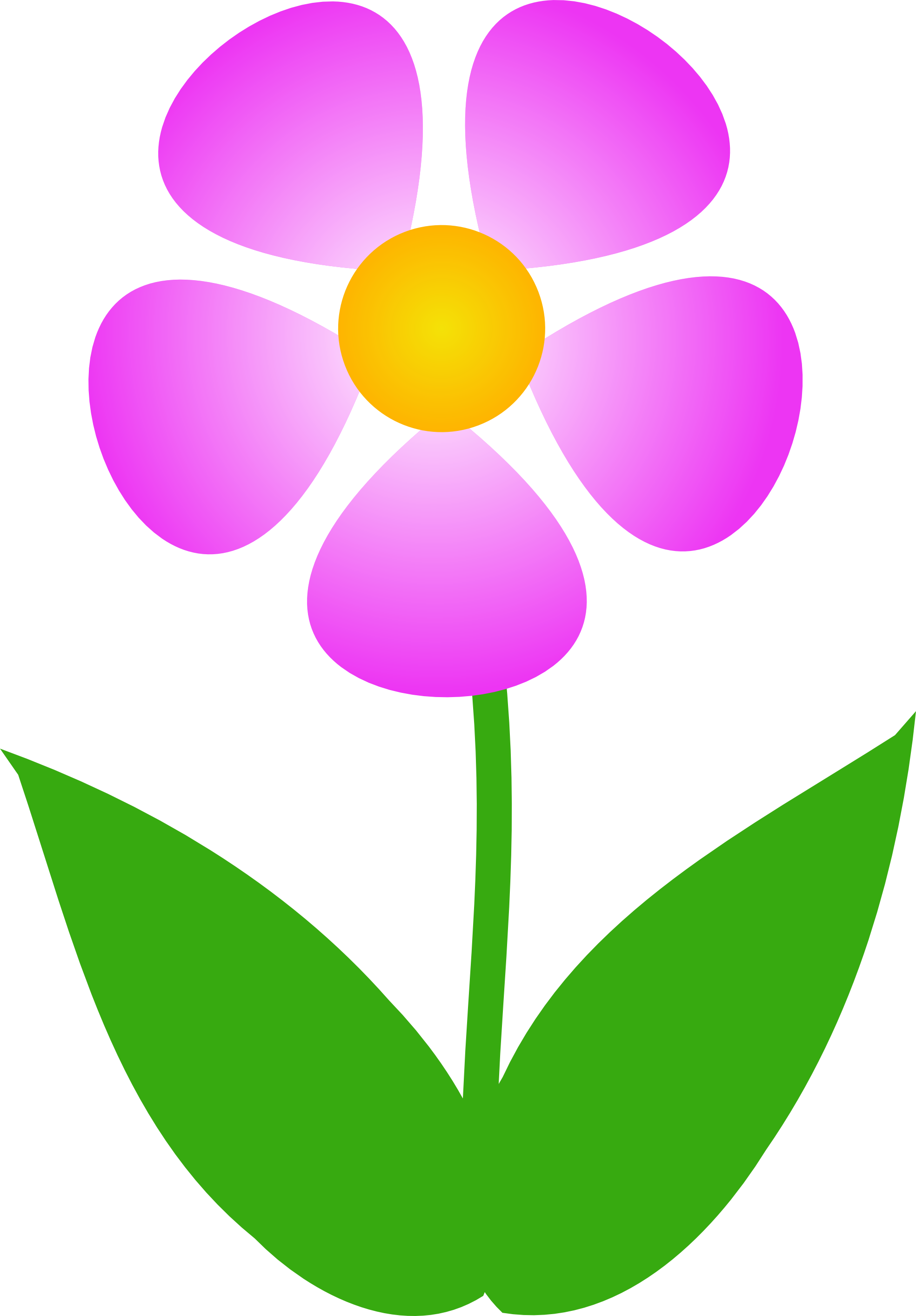 1969x2828 Free Crocus Clipart Public Domain Flower Clip Art Images And Image