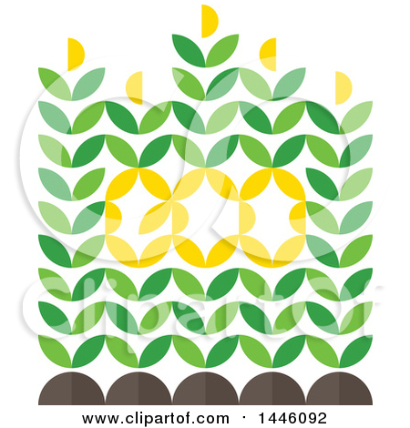 450x470 Royalty Free (Rf) Corn Crop Clipart, Illustrations, Vector Graphics