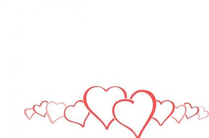 425x281 Heart Clipart Banner