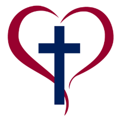 Image result for cross heart clipart