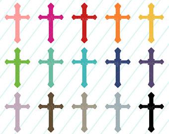 340x270 Exquisite Decoration Cross Clipart Clip Art With Transparent