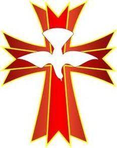 232x293 Sacrament Of Confirmation Clipart