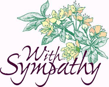 371x298 Wondrous Design Sympathy Clip Art Opulent Images Free Clipart
