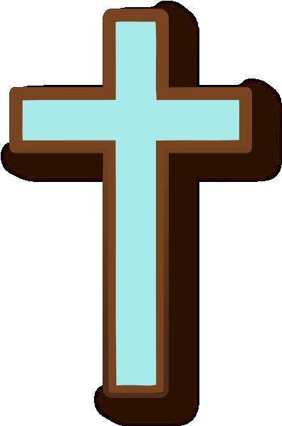 396x597 Cross Clip Art
