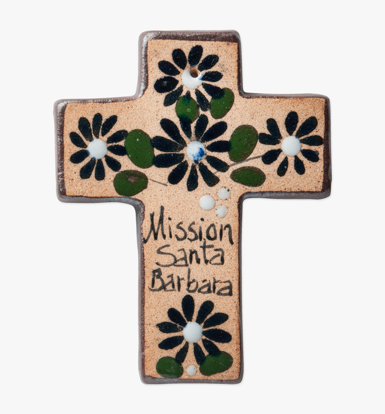 1300x1400 Old Mission Santa Barbara Ceramic Cross Old Mission Santa Barbara