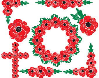 340x270 Collection Of Poppy And Cross Clipart High Quality, Free