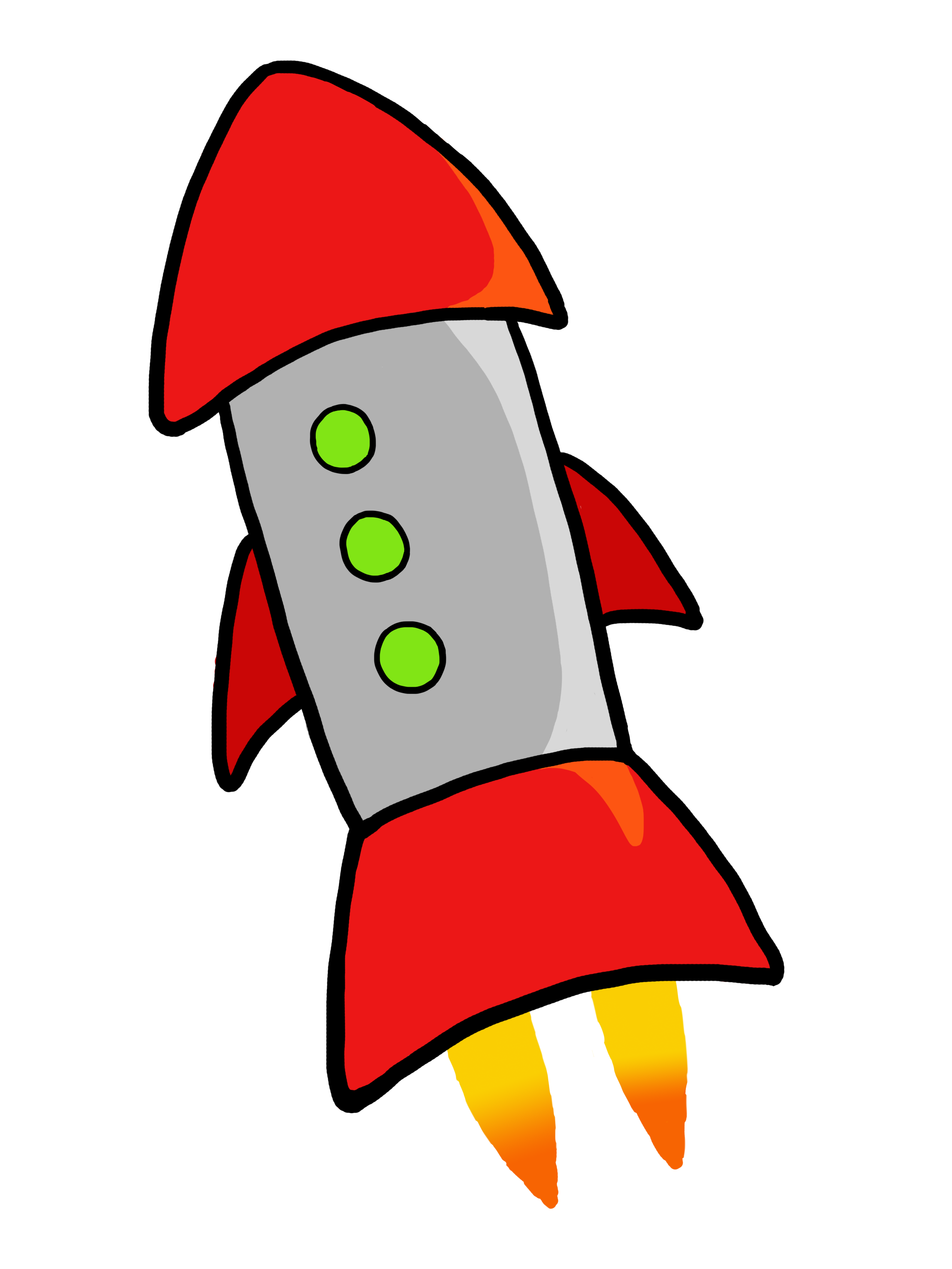 3000x4000 Collection Of Free Rocket Clipart High Quality, Free