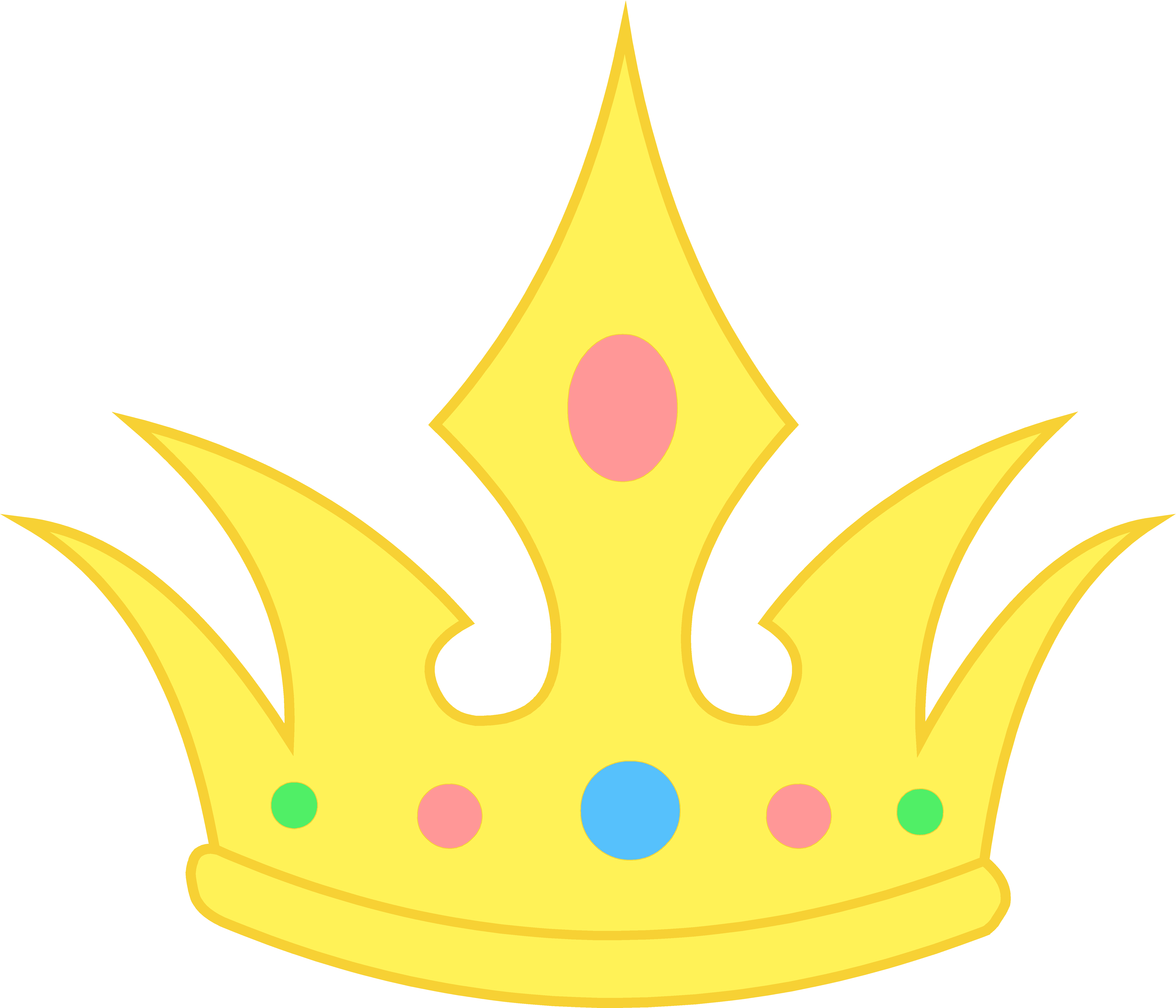 6278x5384 Outstanding Crown Clip Art Free 24 King Vector Clipart 16