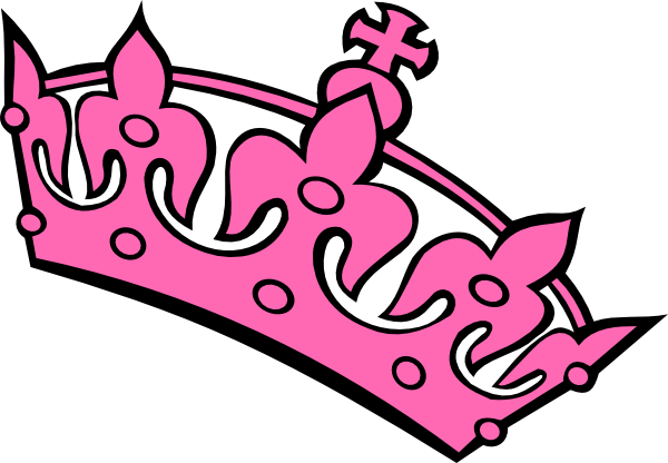 600x416 Princess Crown Clipart Clipartmonk