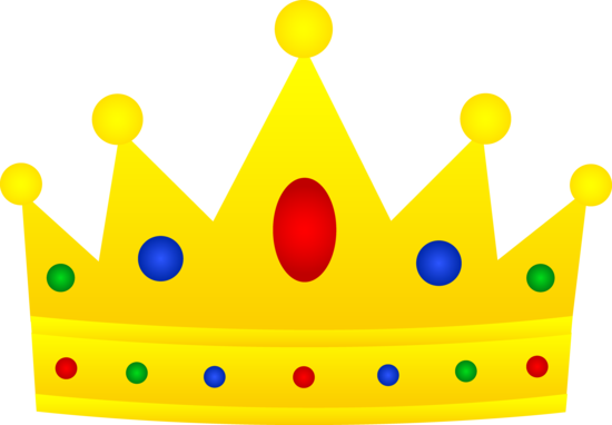550x382 Royal Crown Clip Art Golden Royal Crown With Jewels