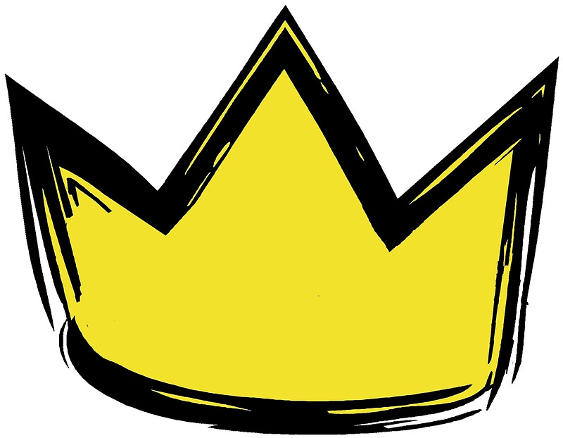 crown clipart at getdrawings com free for personal use crown